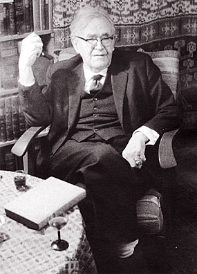 Karl Barth on the task of every Christian
