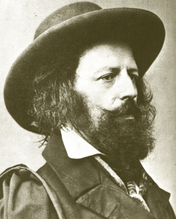Alfred Lord Tennyson photo #2948, Alfred Lord Tennyson image