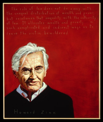 Howard Zinn | Voices Education Project