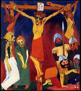 emil-nolde-crucifixion-1912