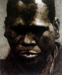 'Geoffrey Gurrumul Yunupingu', by Guy Maestri