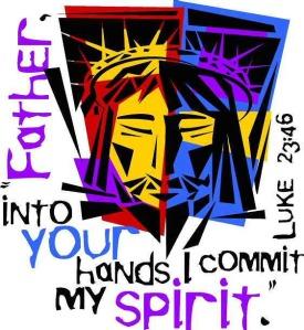 Luke 23:46