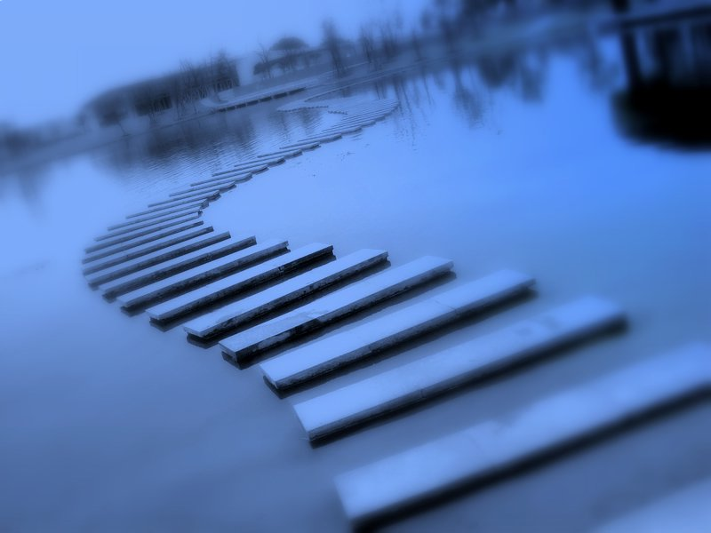 pad uit de illusie