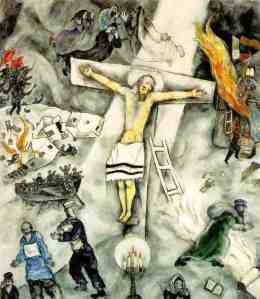 Chagall - The White Crucifixion, 1938