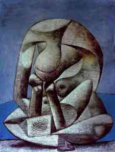 Picasso - The Reader