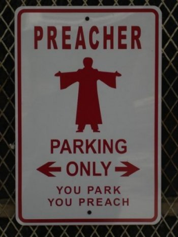 preacher parking