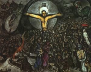 Chagall - Exodus (1952-66)