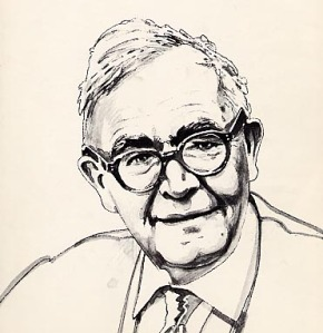 Karl Barth - Sketch