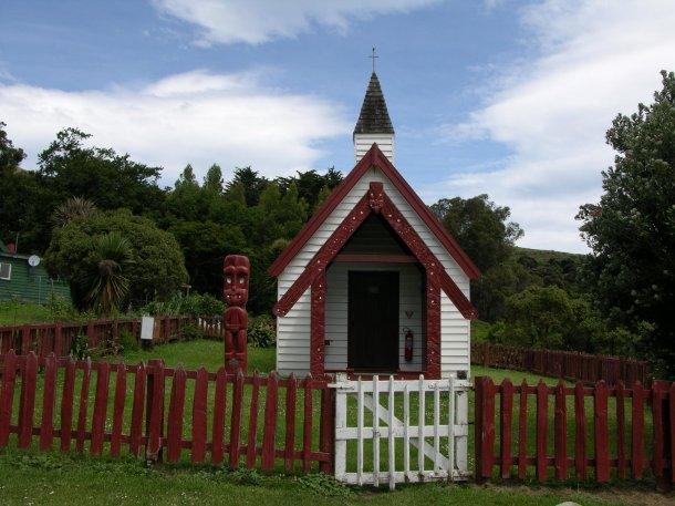 Maori Church