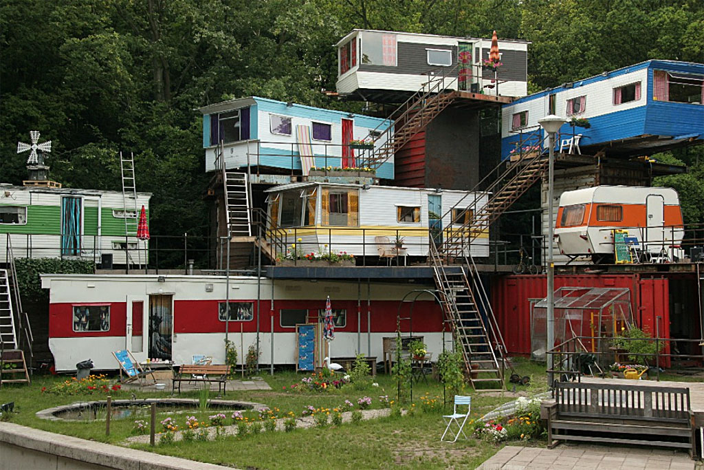 Redneck Trailer Homes