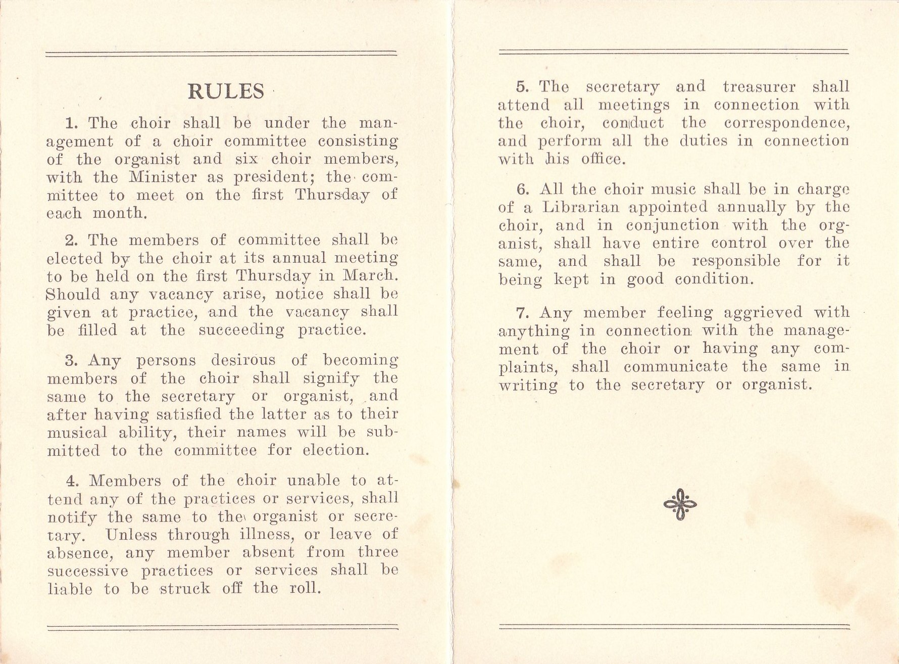 The rules of the game part 1 6