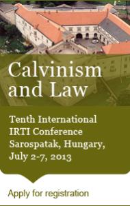 Calvinism Law