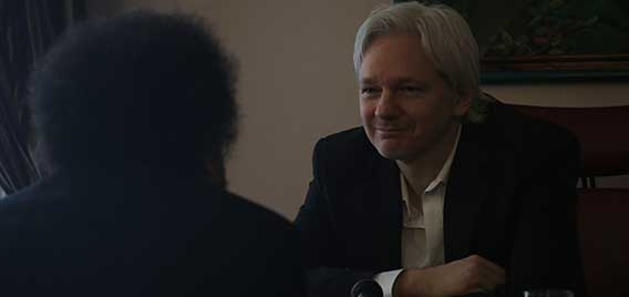 West and Assange