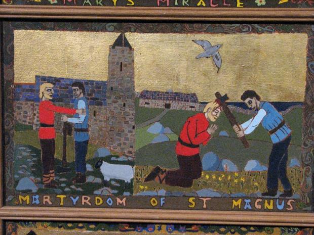 Martyrdom of St Magnus