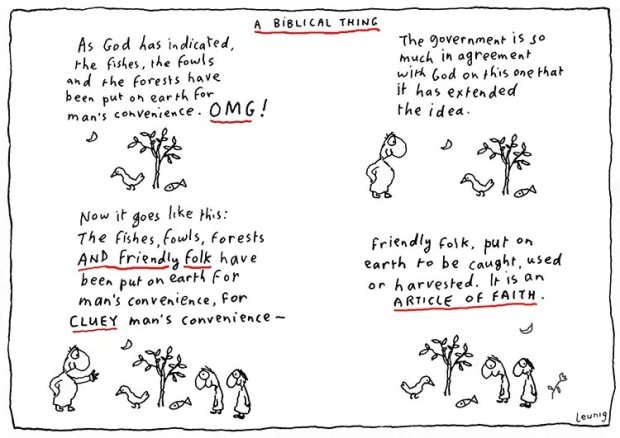 A Biblical Thing - 16 April 2014