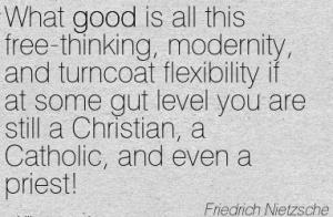 Nietzsche religion