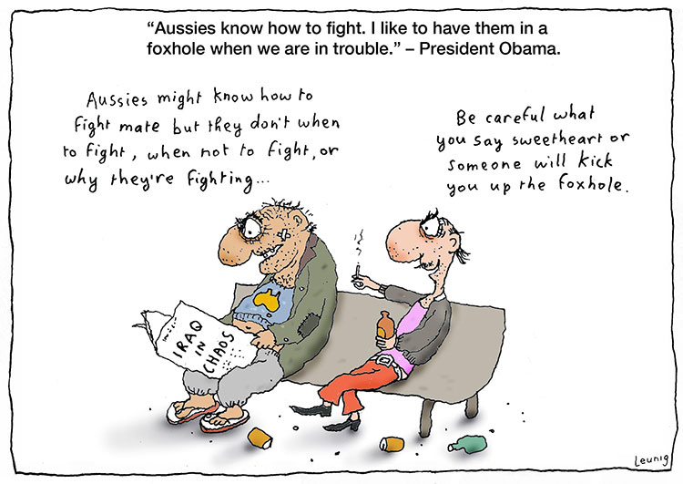 an analysis of michael leunig Extended analysis of the michael leunig cartoon my former self leunig deeply values the truth and he questions why people feel that the truth is never good enough.
