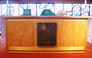'Grief on the Altar', 2011.