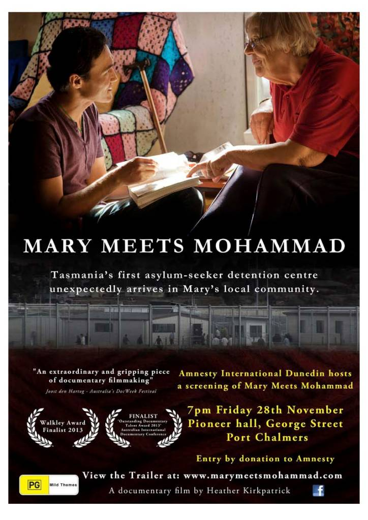 Mary Meets Mohammad