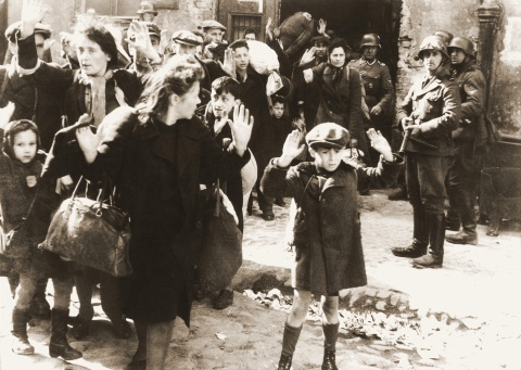 Warsaw Ghetto 1943
