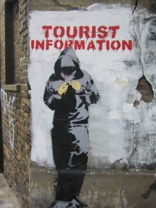 Banksy - Tourist Information