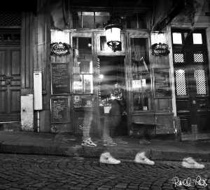 Pamela Ross, 'Ghost walker (Paris)'