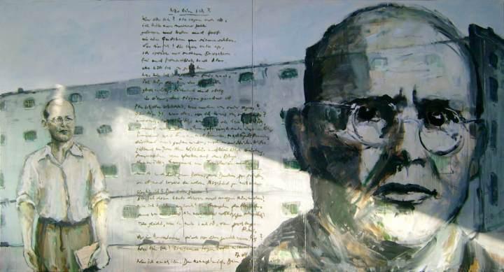 Bonhoeffer - Brooklyn Art Project