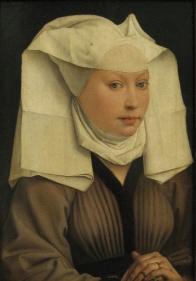 Rogier van der Weyden - Julian of Norwich
