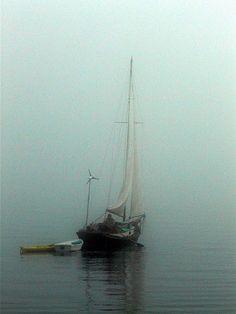 sailing fog