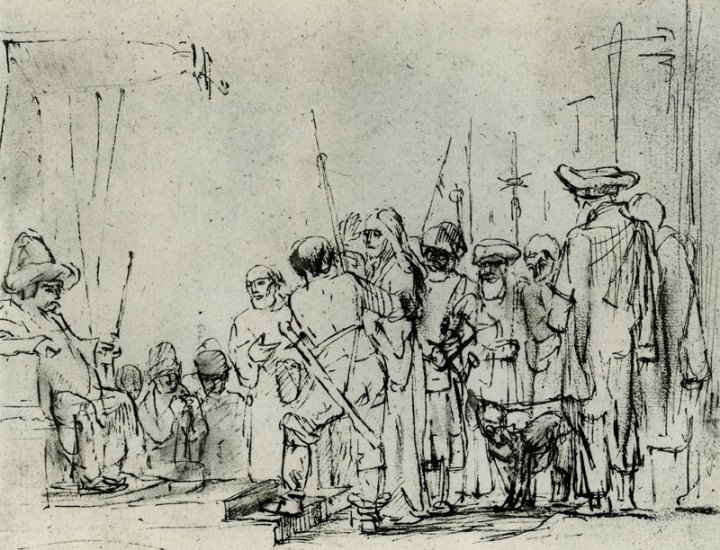 rembrandt-christ-before-caiaphas-c-1649-50
