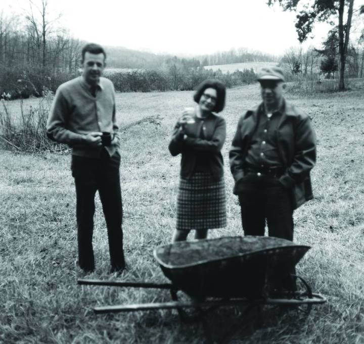 thomas-merton-right-poses-with-writer-wendell-berry-left-and-the-poet-denise-levertov