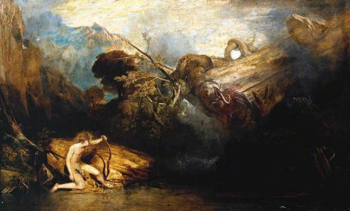 Turner - Apollo and Python (exhibited 1811).jpg